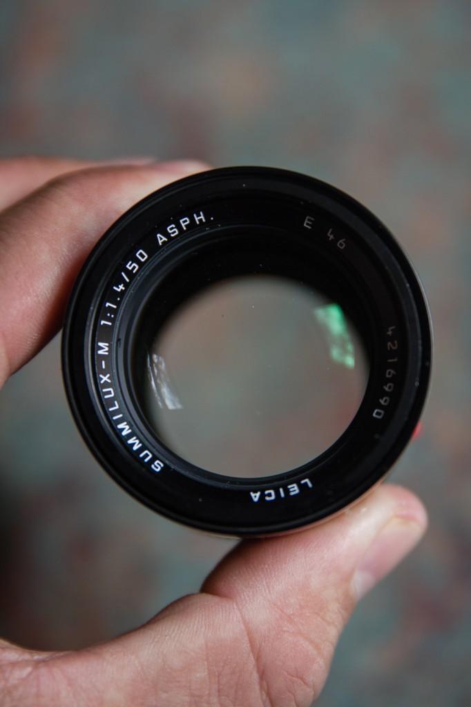 Leica 50mm Summilux F1.4 ASPH