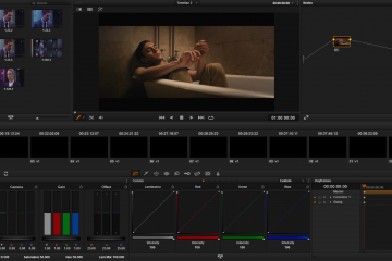 Davinci Resolve - Cinematography Prep