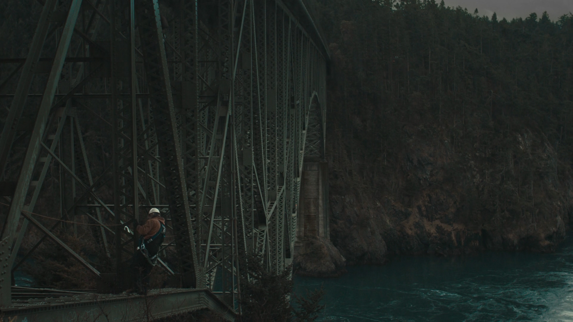 Low Key Cinematography - Bridge