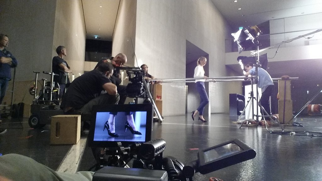 Cinematography - On Set